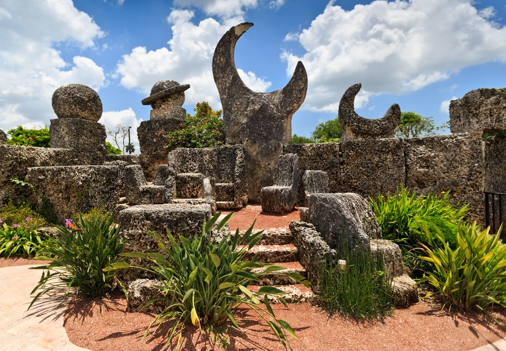 Il mistero di Coral Castle - Istituto Europeo del Turismo