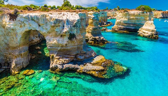 Puglia boom turistico per l 39 estate 2018 dal salento al gargano - Diversi tipi di turismo ...