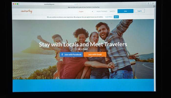 couchsurfing istituto europeo del turismo 1