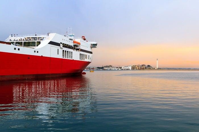 traghetto istituto europeo del turismo 1